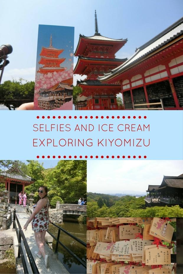 EXPLORING KIYOMIZU